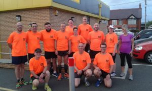 Denbigh Harriers Run for Fun Run Leaders