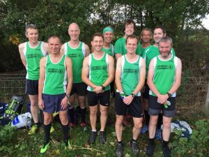 XC baschurch 10.18 mens