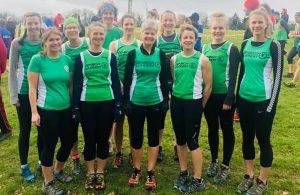 Ladies XC Northop