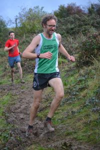 Joe Welch Colwyn Bay Cross country.