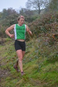 Rhian Pierce Colwyn Bay Cross Country