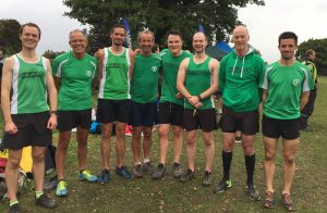 Wrexham XC Men