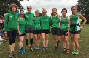 Wrexham XC Women